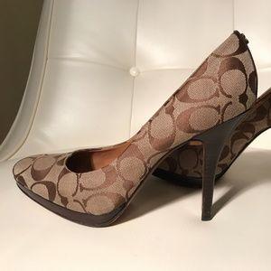 Coach Caya Shoes